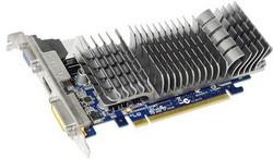 Видеокарта Asus GeForce 210 589Mhz PCI-E 2.0 1024Mb 1200Mhz 64 bit DVI HDMI HDCP Silent EN210 SILENT/DI/1GD3/V2(LP)