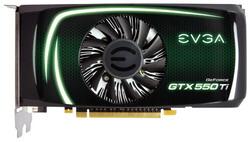 GeForce GTX 550 Ti 951Mhz PCI-E 2.0 1024Mb 4356Mhz 192 bit 2xDVI Mini-HDMI HDCP 01G-P3-1556-KR