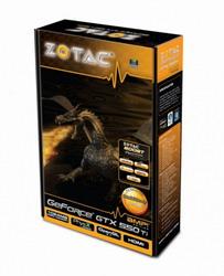 GeForce GTX 550 Ti AMP! Edition 1000Mhz PCI-E 2.0 1024Mb 4400Mhz 192 bit 2xDVI HDMI HDCP ZT-50402-10L