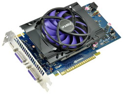 GeForce GTX 550 Ti 900Mhz PCI-E 2.0 1024Mb 4100Mhz 192 bit 2xDVI Mini-HDMI HDCP SX550T1024D5MH
