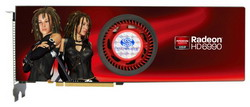 Видеокарта Sapphire Radeon HD 6990 830Mhz PCI-E 2.1 4096Mb 5000Mhz 512 bit DVI HDCP