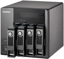 Сетевое хранилище QNAP TS-419P