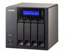 Сетевое хранилище QNAP TS-419P+
