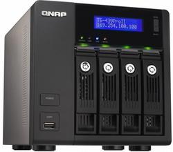 Сетевое хранилище QNAP TS-439 Pro II