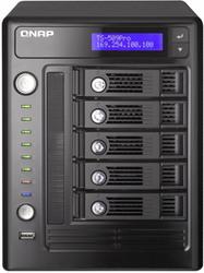 Сетевое хранилище QNAP TS-509 Pro