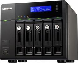 Сетевое хранилище QNAP TS-559 Pro+
