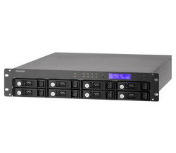 Сетевое хранилище QNAP TS-809U-RP