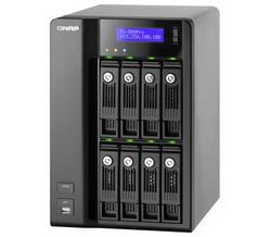 Сетевое хранилище QNAP TS-809 Pro