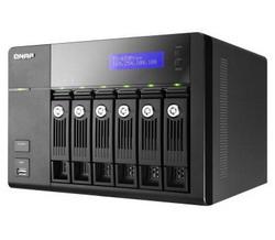 Сетевое хранилище QNAP TS-659 Pro+
