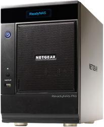 Сетевое хранилище NetGear ReadyNAS Pro 6-bay NAS Pioneer edition
