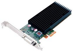 Quadro NVS 300 520Mhz PCI-E 2.0 512Mb 1580Mhz 64 bit Cool VCNVS300X1DVI-PB