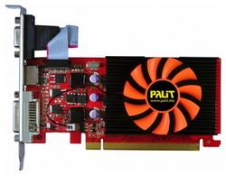 GeForce GT 440 810Mhz PCI-E 2.0 1024Mb 1600Mhz 128 bit DVI HDMI HDCP NEAT4400HD01-1081F