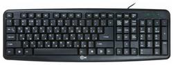KB 107 Black USB KB-107