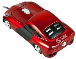 Мышь CBR MF 500 Spyder Red USB