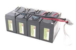 Battery replacement kit for SU1400RMXLI3U RBC25