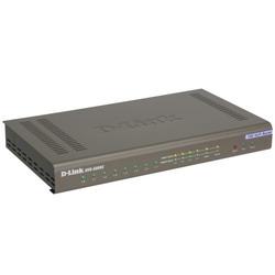 DVG-6008S, VoIP Gateway, 8хFXO, 4x10/100BASE-TX (LAN), 1x10/100BASE-TX (WAN) DVG-6008S/E