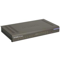 DVG-5008S, VoIP Gateway, 8хFXS, 4x10/100BASE-TX (LAN), 1x10/100BASE-TX (WAN) DVG-5008S/E