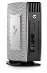 HP t5565 1GHz 1GB flash/1GB DDR3 RAM ThinPro keyb/mouseVESA(new, replace FU252EA) XR248AA