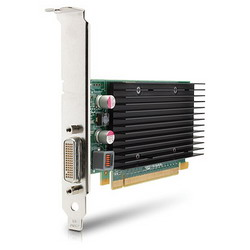 Graphics Card NVIDIA NVS 300, 512MB, DMS-59(DMS-59->Dual DVI cable), PCI-E x16(z200, z400, z600, z800, 6000Pro, 6005Pro, 8000Elite, 8100Elite) XP612AA