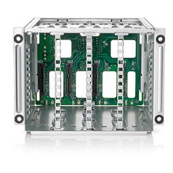 HP DL385G7 8SFF Cage Kit (requires second controller or HP SAS Expander Card 468406-B21) 607248-B21