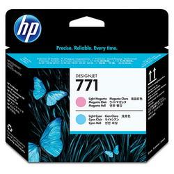 Светло-голубая/светло-пурпурная печатающая головка HP 771 Designjet CE019A