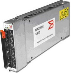 Brocade 20-port 8 Gb SAN Switch Module for BladeCenter(tm), 20-port(14 int./6 ext.) 44X1920