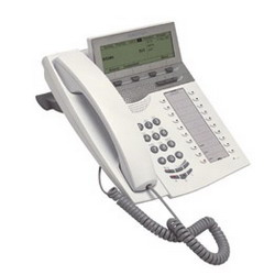 Dialog 4225 Vision V2, Light Grey (Системный цифровой телефон, светло-серый) DBC 225 02/01001