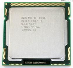 Core i3-550 CM80616003174AJ SLBUD