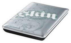 eGo Compact Skin Knock Out Portable Hard Drive 500Gb 35104