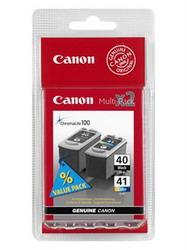 Картридж Canon PG-40+CL-41 черный+цветной 0615B036