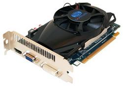Radeon HD 6670 800Mhz PCI-E 2.1 1024Mb 1600Mhz 128 bit DVI HDMI HDCP 11192-07-20G