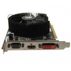 Radeon HD 6670 800Mhz PCI-E 2.1 1024Mb 4000Mhz 128 bit DVI HDMI HDCP Cool HD-667X-ZQFC