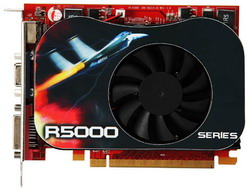 Radeon HD 5670 775Mhz PCI-E 2.1 1024Mb 1400Mhz 128 bit DVI HDMI HDCP R5670-MD1GD3