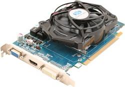 Radeon HD 5670 775Mhz PCI-E 2.1 1024Mb 1600Mhz 128 bit DVI HDMI HDCP Hyper Memory 11168-34-20G
