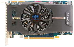 Radeon HD 6770 850Mhz PCI-E 2.1 512Mb 4800Mhz 128 bit DVI HDMI HDCP 11189-06-20G