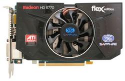 Radeon HD 6770 850Mhz PCI-E 2.1 1024Mb 4800Mhz 128 bit 2xDVI HDMI HDCP 11189-02-20G