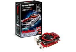 Radeon HD 6770 900Mhz PCI-E 2.1 1024Mb 4900Mhz 128 bit 2xDVI HDMI HDCP Dirt3 AX6770 1GBD5-PPVG