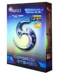 GeForce GTS 450 783Mhz PCI-E 2.0 2048Mb 1200Mhz 128 bit DVI HDMI HDCP SXS4502048S3NM