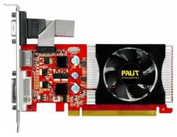GeForce GT 220 506Mhz PCI-E 2.0 1024Mb 1070Mhz 128 bit DVI HDMI HDCP NEAT220DHD01-1081F