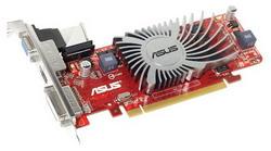 Radeon HD 6450 625Mhz PCI-E 2.1 512Mb 1100Mhz 32 bit DVI HDMI HDCP EAH6450 SILENT/DI/512MD3(LP)
