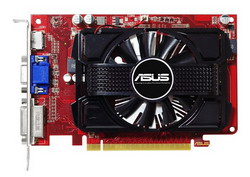 Radeon HD 6670 800Mhz PCI-E 2.1 1024Mb 1800Mhz 128 bit DVI HDMI HDCP EAH6670/DI/1GD3