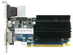 Radeon HD 6450 625Mhz PCI-E 2.1 512Mb 1334Mhz 64 bit DVI HDMI HDCP 11190-01-10G