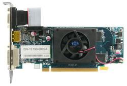 Radeon HD 6450 625Mhz PCI-E 2.1 512Mb 3200Mhz 64 bit DVI HDCP 11190-00-10G