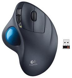 Мышь Logitech M570 Black USB 910-002090