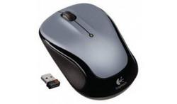 Мышь Logitech Wireless Mouse M325 Grey USB