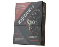 Kaspersky Internet Security Special FERRARI 2011 Rus 1-Desktop 1 year Base Box