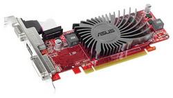 Radeon HD 5450 650Mhz PCI-E 2.1 1024Mb 1200Mhz 64 bit DVI HDMI HDCP EAH5450 SILENT/DS/1GD3(LP)