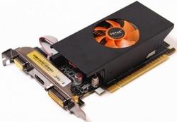 GeForce GT 430 700Mhz PCI-E 2.0 1024Mb 1333Mhz 128 bit DVI HDMI HDCP ZT-40609-10L