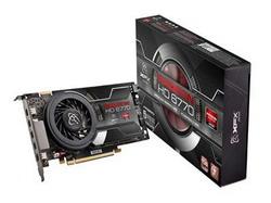 Radeon HD 6770 850Mhz PCI-E 2.1 1024Mb 4800Mhz 128 bit HDCP HD-677X-Z5FH