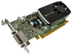 Quadro 400 PCI-E 2.0 512Mb 64 bit DVI VCQ400-PB